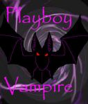 Playboy Vampire's Newest Logo by PlayboyVampire