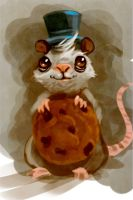 Mouse cookie by cluis