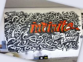Infinite Sharpie Art by PinstripeChris