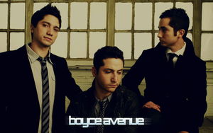 Boyce Avenue - Wallpaper by emberdesigns