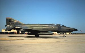 91st TRS Commander's RF-4C in Euro-1 by F16CrewChief