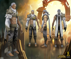 Arclight Varus by Concept-Art-House