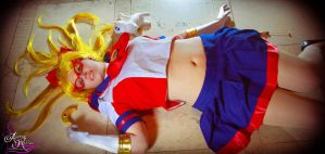Codename: Sailor V! by Kagzchan