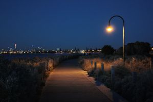 Lamplight by mrcup