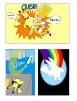 Sonichu #0, Page 6 by CometColt