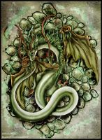 The Root Dragon by HeatherHitchman