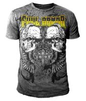 MMA Design : Viking Skull by seventharmy