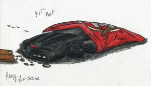KITT Kat by jasondoggy101