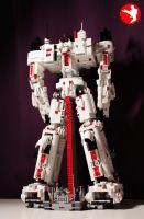LEGO Transformers Masterpiece Metroplex 2015 - 003 by Dejin-Art