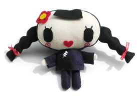 Ching Plushie by theancientofdays