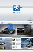 Peugeot Egypt by Telpo