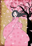 The Tale of Princess Kaguya by dimensioncr8r