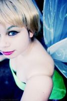 Tinkerbell - little fairy by NeeYumi