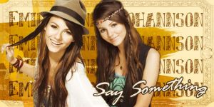 Say Something [Firma] by Senth2702