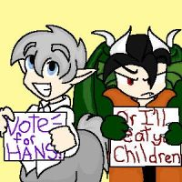 Vote for Hans by kerisugi