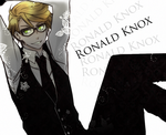Ronald Knox by ROSEL-D