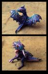 Dragon baby Barni by hontor