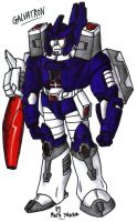 TF Generation One - Galvatron by KrytenMarkGen-0