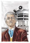 Dr. Who painting by sarahwilkinson