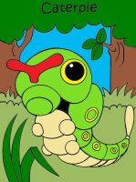 Caterpie by Catherinex13