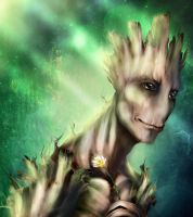 I Am Groot by The30thOfFebruary