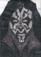 Darth Maul from Star Wars by BaldPat