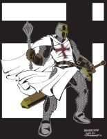 Knight Templar by spicemaster