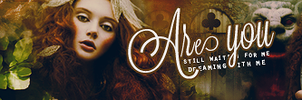 Wait for me - banner by Seelie08
