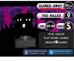 Got The Highest Haunt The House Score. by cats50
