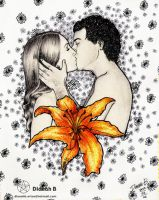 LOVE'S FLOWER by Dianah3