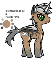 Custom MLP Alicorn Adopt by Firestar999