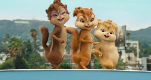The Chipettes by Schnuffelienchen