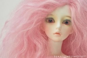 Pretty in Pink 001 by tennyomelime