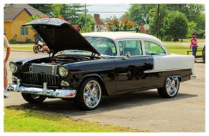 Very Sharp 55' Chevy by TheMan268