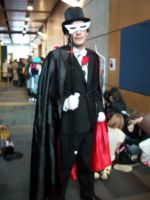 Tuxedo Mask Cosplay - TC by moviefan6896