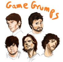 Game Grumps by Hysterio0