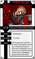 LEO Card: Fire-Bug by TheSharpness