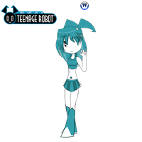 My Gamin' Life as a Teenage Robot by WhatGamersAreFor