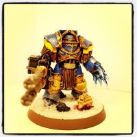 Thousand Sons Terminator by Darth-Solidus