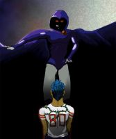 Don't make Raven upset by jade-the-G