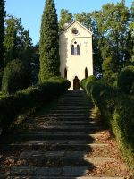 Little  nice church by eugeal-stock