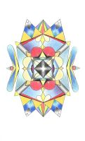 Geometric Figure by BeyonDream-98