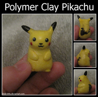 Pikachu by ShinyCation