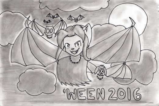 Halloween 2016 by xTH3Mx