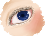 eye by cyberbubble99