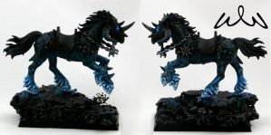 Shadow Steed - Based on WoW DK by Witchwater
