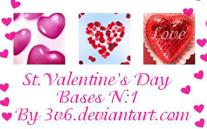 St.Valentine's Day Bases N:1 by 3v6
