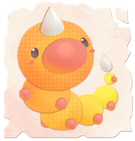 Weedle by Cavea