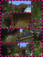 i completely forgot about this house i made by minecraft1113