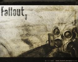 Fallout 3 fan art by Tsabo6